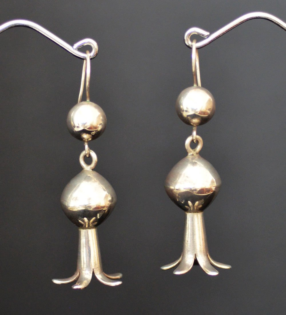 McKee Platero squash earrings