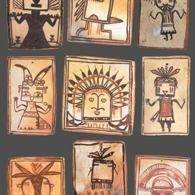 Tad Anderman Hopi Tile collection