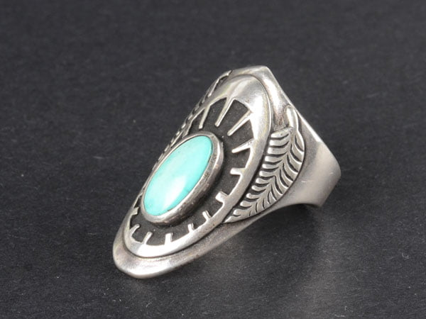 US Senator Ben Knighthorse Ring