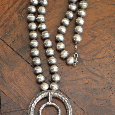 Navajo Naja & Beads
