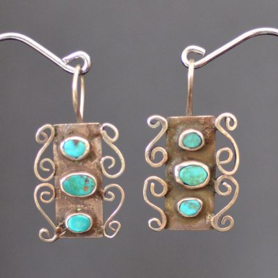 Acoma Pueblo Earrings