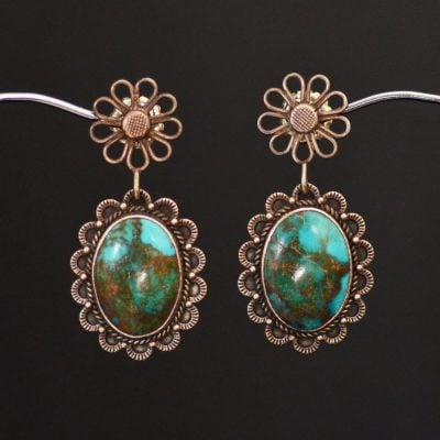 Perry Shorty Royston Earrings