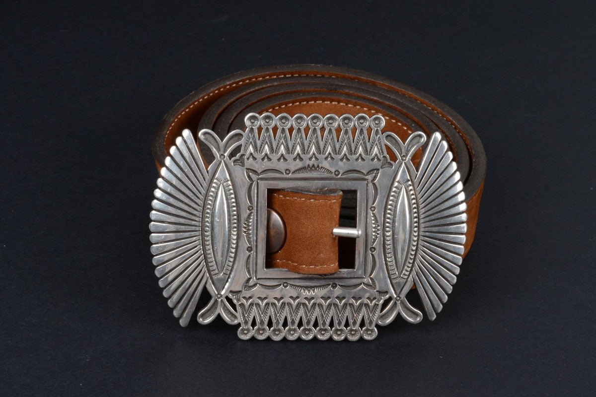 Thomas Curtis Belt Buckle