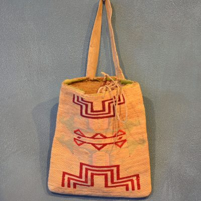 Nez Pierce Corn Husk Bag
