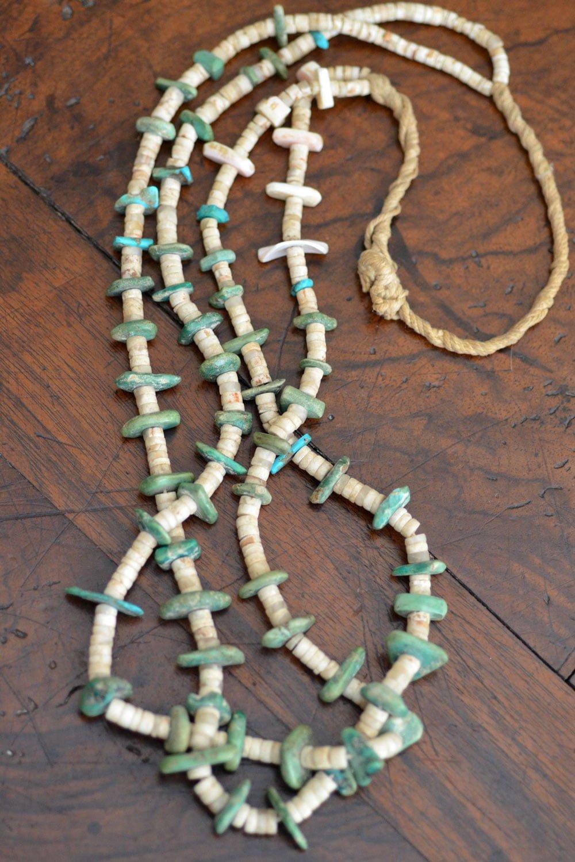 Santo Domingo Tab Necklace