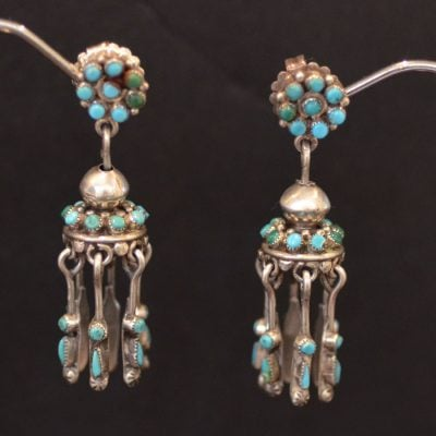 Unique & Early Chandelier Earrings