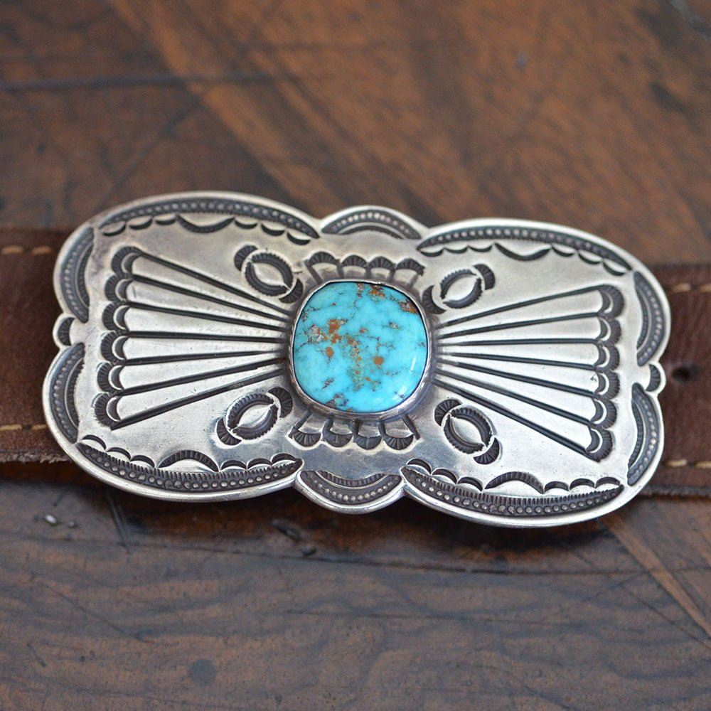 Harrison Begay Belt Buckle
