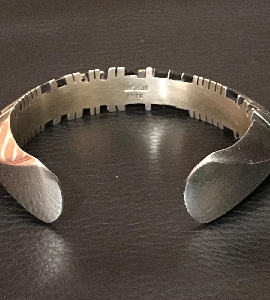 Isaiah Ortiz Contemporary Bracelet