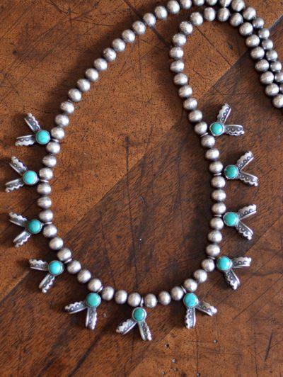 Navajo Choker Necklace