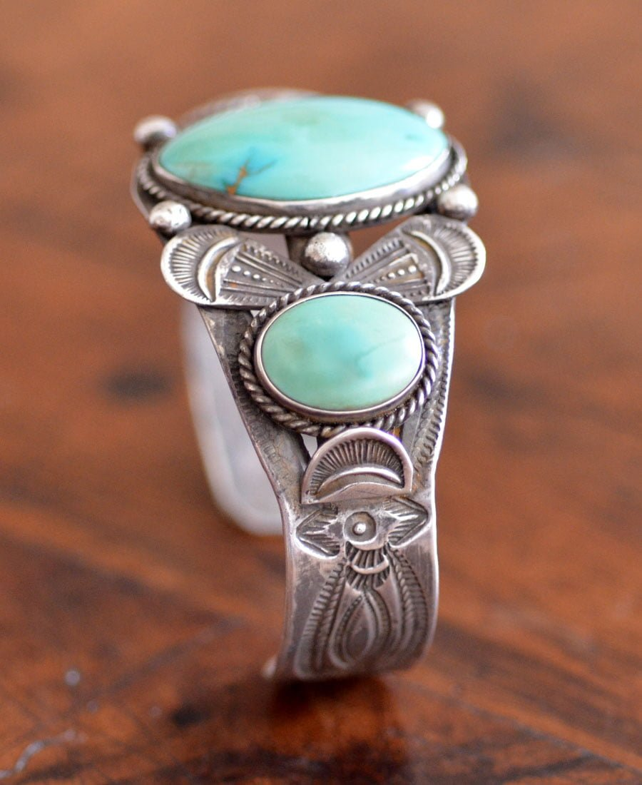 Navajo Cuff/Bracelet Circa 1930's