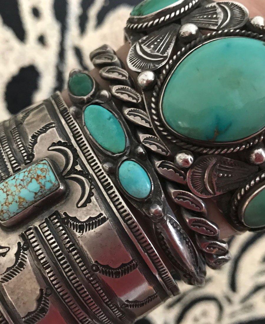 Navajo Jewelry/bracelets