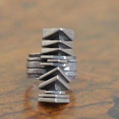 Isaiah Ortiz Silver Ring