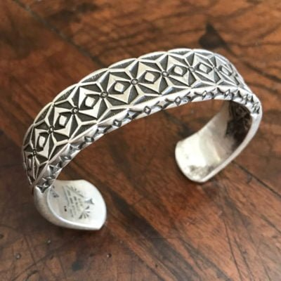 Contemporary Bracelet by Alvin Todacheene