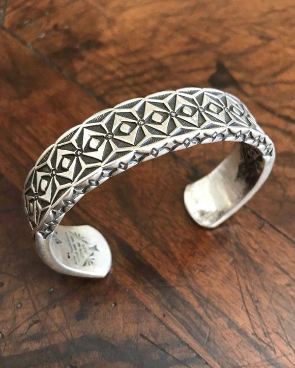 Contemporary Bracelet by Alvin Todacheene