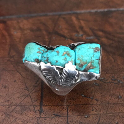 Dan Simplicio Bird Fetish Ring