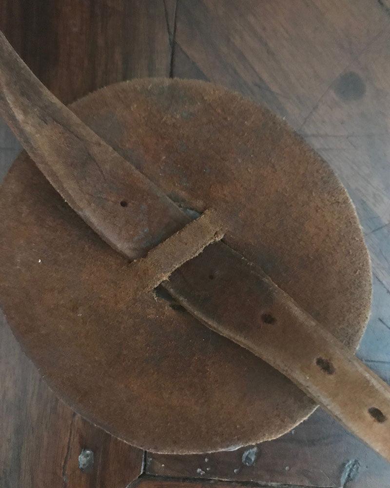 Navajo Silver Concho Belt