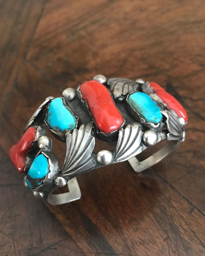 Native American Dan Simplicio Bracelet