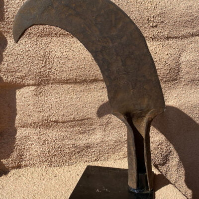 Mexican Harvesting Blade Objet d'art