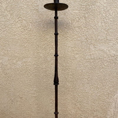 RARE New Mexican Candle Stick Stand c.1800-50's